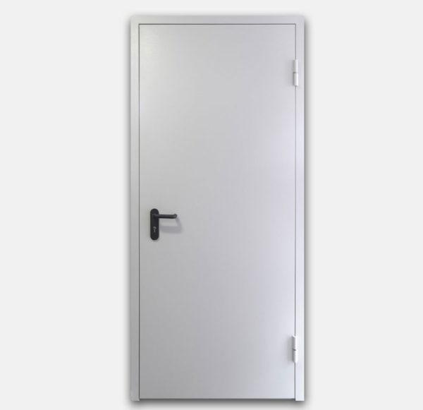 Дверь противопожарная металлическая однопольная 01/60 EI60