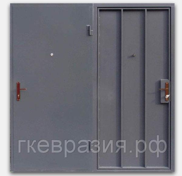 """Дверь металлическая """"Техник-1"""""""