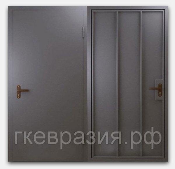 """Дверь металлическая входная """"Техник-2"""""""