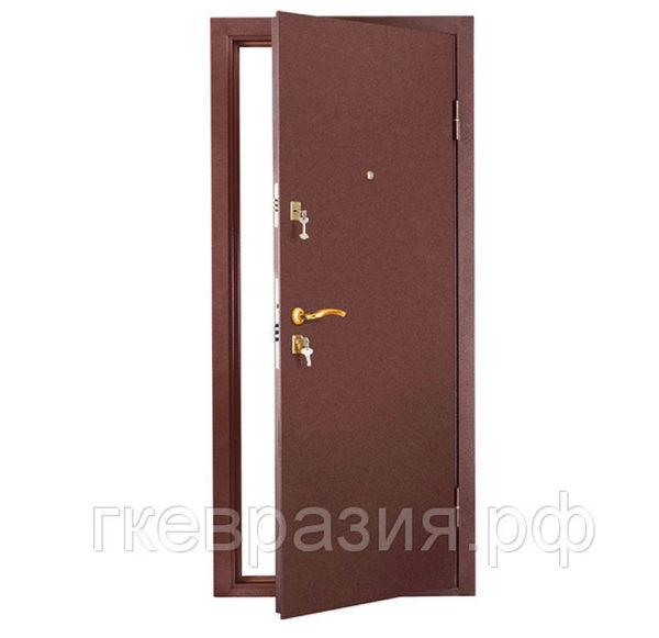Дверь входная «Стандарт» с шумоизоляцией