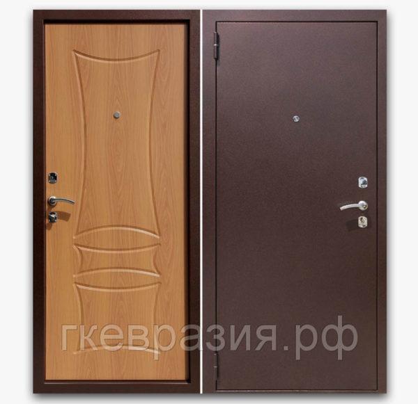 """Дверь металлическая """"Браво"""", фото 1"""