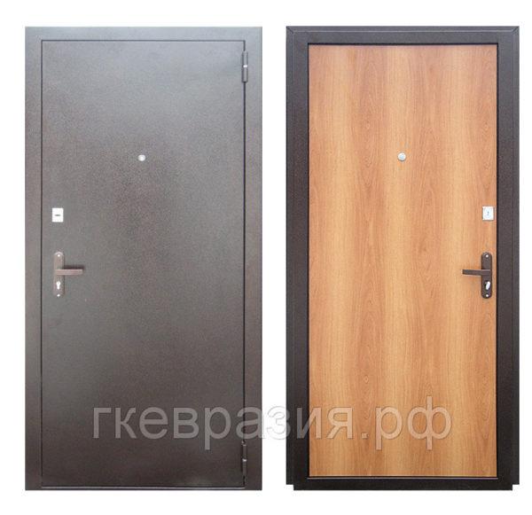 """Дверь металлическая """"Крепость"""", фото 1"""